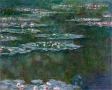 Водяные линии, 1904 - Моне, Клод