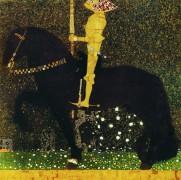 Золотой рыцарь - Климт, Густав