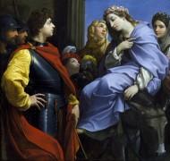 Встреча Давида и Авигеи - Рени, Гвидо