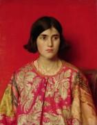 Женский портрет - Готч, Томас Купер