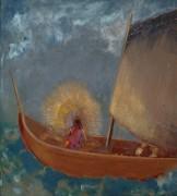 Волшебная лодка - Редон, Одилон
