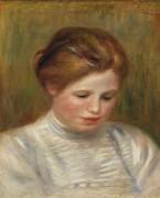 Портрет женщины - Ренуар, Пьер Огюст