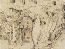 Arums, 1889 - Гог, Винсент ван