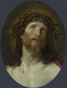 Голова Христа увенчанная терновым венком - Рени, Гвидо