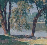 Ветвь вяза, 1940 - Гарбер, Даниэль