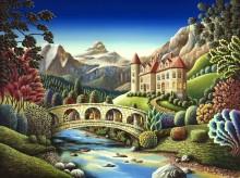 Замок на берегу реки - Рассел, Энди (20 век)
