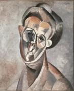 Портрет мужчины - Пикассо, Пабло
