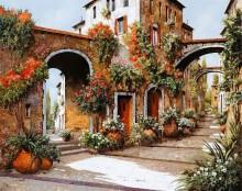 Ароматы провинциального городка - Борелли, Гвидо (20 век)