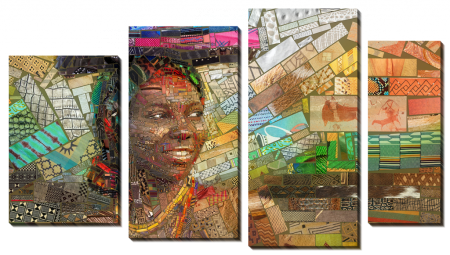 Образ Африки