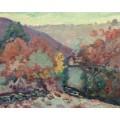 Пейзаж Крез, страсть, 1910 - Гийомен, Арманд