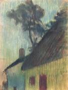 Деревенский угол, 1895-98 - Дега, Эдгар