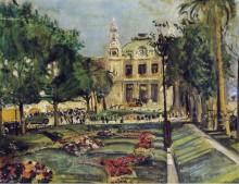 Казино в Монте-Карло, 1929 - Адрион, Люсьен