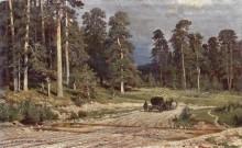 Полесье, 1883 - Шишкин, Иван Иванович