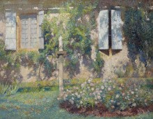 Дом в Маркероле - Мартен, Анри Жан Гийом