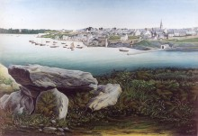 Порт де Конкю - Базире, Эдмонд Пьер