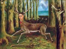 Раненный олень - Кало, Фрида