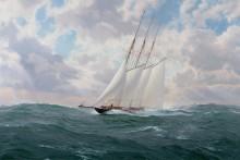 Атлантическая регата, Кубок Кайзера, 1905 год - Дьюз, Джон Стивен