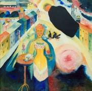 Дама из Москвы - Кандинский, Василий Васильевич