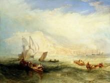 Рыбная ловля близ Гастингса - Тернер, Джозеф Мэллорд Уильям