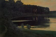 Озеро Грюневальд - Лейстиков, Вальтер