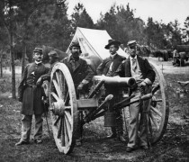Артиллерийские офицеры