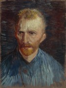 Автопортрет 4 (Self Portrait 4), 1887 - Гог, Винсент ван