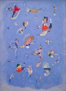 Голубое небо, 1940 - Кандинский, Василий Васильевич