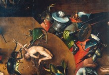 Страшный суд, деталь - Босх, Иероним (Ерун Антонисон ван Акен)