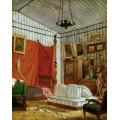 Спальня графа де Морне - Делакруа, Эжен