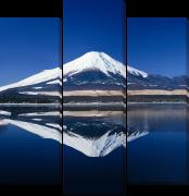 Гора и отражение_2