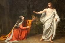 Явление Христа Марии Магдалине после Воскресения - Иванов, Александр Андреевич