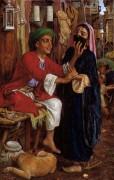 Продавец ламп в Каире, рекламирующий свой товар - Хант, Уильям Холман