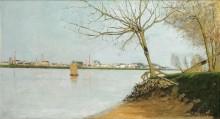 Берега Луары, 1889 - Мофра, Максим