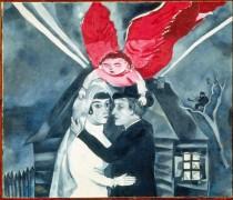 Свадьба - Шагал, Марк Захарович