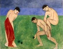 Игра в шары - Матисс, Анри