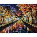 Ночной Амстердам - Афремов, Леонид (20 век)