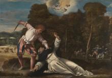 Смерть святого Петра Мученика - Азола, Бернардино да