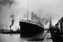 Титаник - Уайт, Ральф