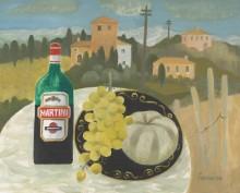 Бутылка мартини - Федден, Мари