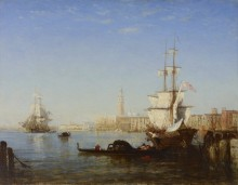 Утро в Венеции -  Зим, Феликс