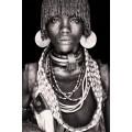 Жительница Африки - Сток
