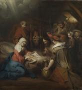 Поклонение пастухов - Фабрициус, Барент