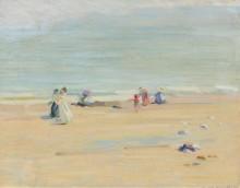 На английском пляже - МакНиколь, Хелен Гэллоуэй