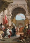 Инвеститура епископа Гарольда как герцога Франконии - Тьеполо, Джованни Баттиста