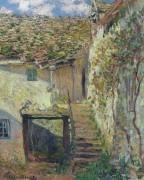 Лестница - Моне, Клод