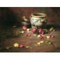 Три красные розы - Ридель, Давид