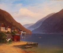 Озеро Хальштеттер - Трихтль, Александер