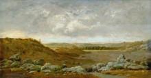 Пейзаж в Апремоне - Руссо, Теодор
