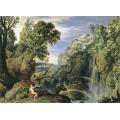 Юпитер и Психея, 1610 - Бриль, Пауль