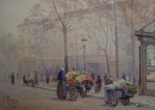 В Париже - Пети, Луи
